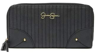 Jessica Simpson Norah Double Zippered Wallet