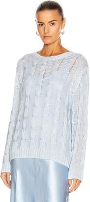 SABLYN Cassidy Sweater in Azure | FWRD