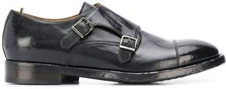 Officine Creative Emory monk strap loafers