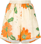 Roseanna floral printed shorts