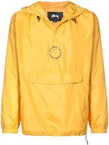 Stussy Nylon Pop Over jacket
