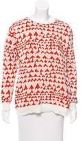 Stella McCartney Jacquard Knit Sweater