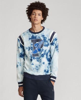 Ralph Lauren Indigo Stadium Sweatshirt