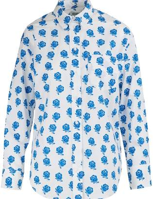 Kenzo Floral print shirt
