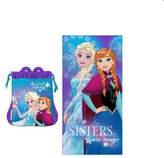 Linen Depot Direct Disney Frozen 2 Piece Beach Towel Set