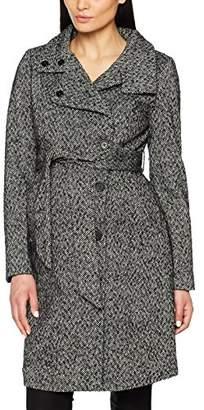 Noppies Women's Jacket Ilena 70751 Maternity Coat, (Black C270), 10 (Size: S)