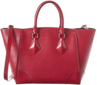 Louis Vuitton Pink Epi Leather Phenix Pm