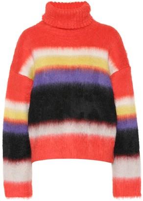 Diane von Furstenberg Mohair and alpaca sweater