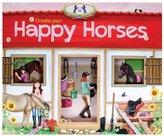 Schylling H.D. Happy Horses Black