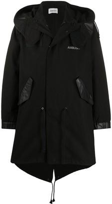 Ambush Oversized Hooded Coat
