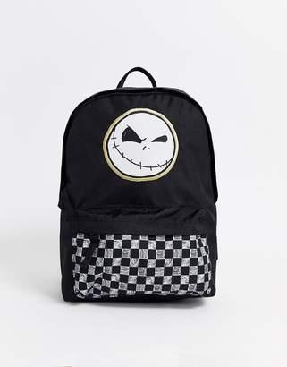 Vans x Disney Nightmare Before Christmas Jack Mini Backpack in multi