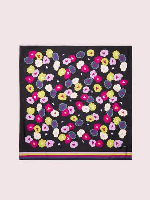Kate Spade winter garden scarf