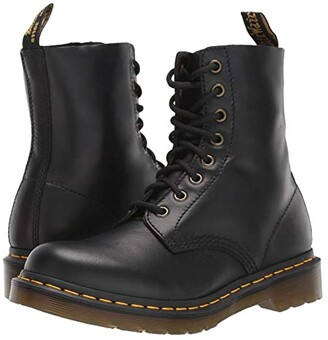 Dr. Martens 1460 Pascal Wanama (Black Wanama) Women's Shoes