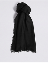 M&S Collection Spotted Scarf