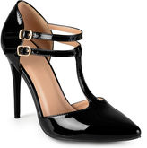 Journee Collection T-Strap Pumps