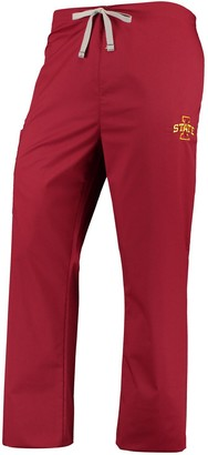 Unbranded Cardinal Iowa State Cyclones Drawstring Cargo Pants