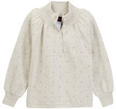Tea Collection Florecita Pointelle Sweater (Toddler, Little Girls, & Big Girls)