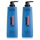 KMS California Moist Repair Shampoo & Conditioner (Combo Deal) 25.3 oz each with Pumps