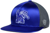 Top of the World Women's Memphis Tigers Big Faux-Satin Snapback Cap