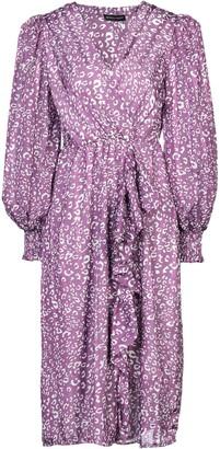 VANESSA SCOTT Knee-length dresses