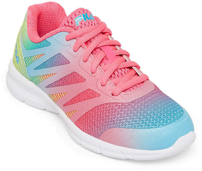 Speedstride 3 Girls Lace up Running Shoes