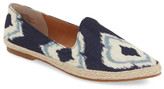 Seychelles Browse Pointy Toe Espadrille Flat