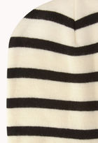 Forever 21 Striped Beanie