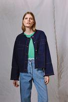 Topshop Boxy Denim Jacket by Boutique
