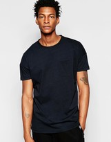 Minimum Long line Pocket T-Shirt