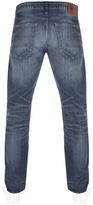 G Star Raw 3301 Straight Jeans Blue