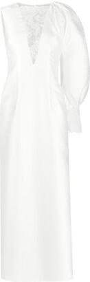 Parlor Lorelai silk bridal gown