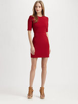 Diane von Furstenberg Oka Mini Jersey Dress