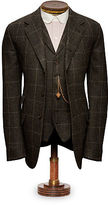 Ralph Lauren RRL Bryant Windowpane Suit Jacket