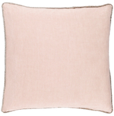 Surya Sasha Linen Pillow