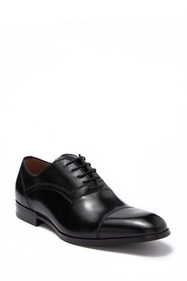 Steve Madden Leather Cap Toe Oxford