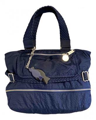 Stella McCartney Blue Polyester Travel bags
