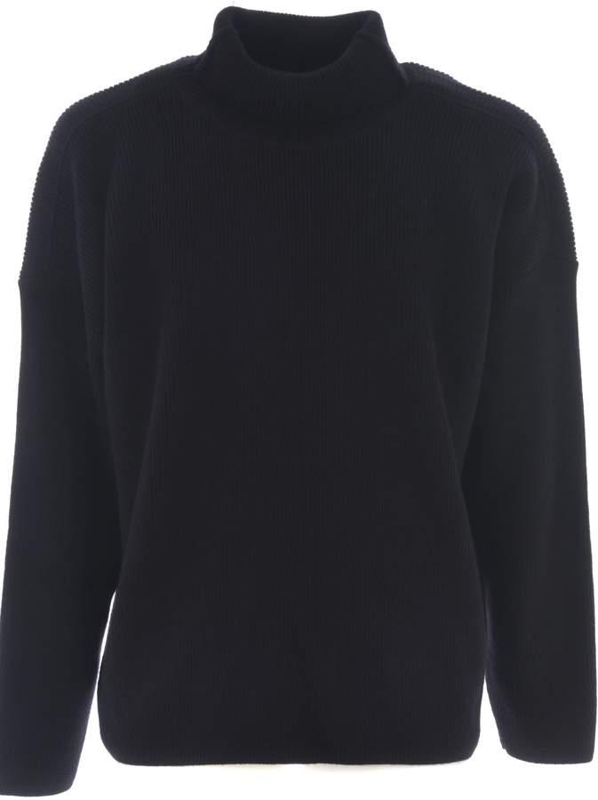 Ami Alexandre Mattiussi Oversized Turtleneck Sweater