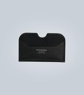 Acne Studios Elmas S leather card holder