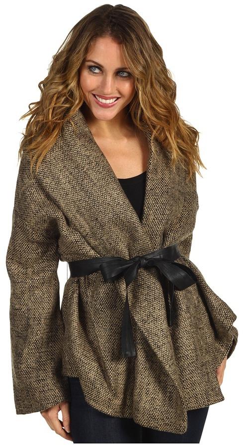 BB Dakota Dionne Coat (Fog Beige) - Apparel