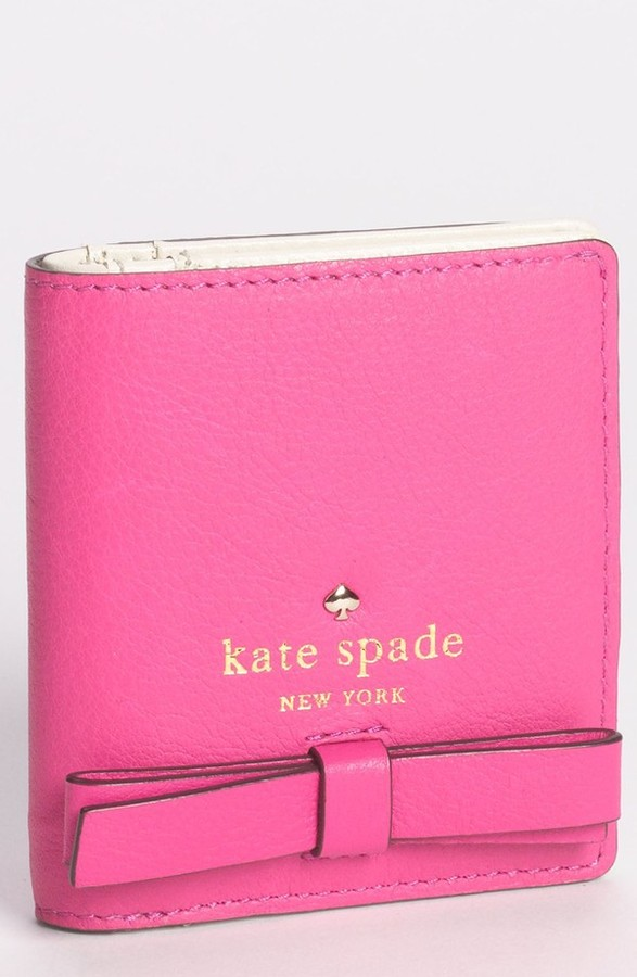 Kate Spade 'hancock Park - Small Stacy' Leather Wallet