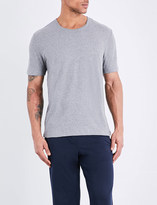 HUGO BOSS Crewneck pack of three cotton-jersey t-shirts