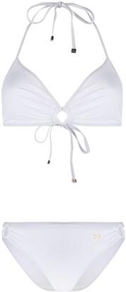 Dolce & Gabbana Triangle Bikini Set