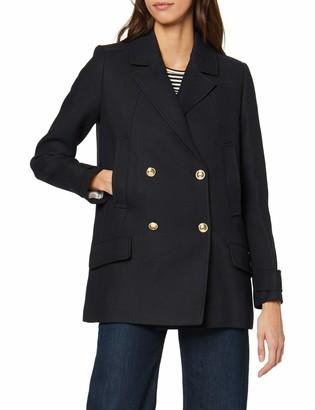 SET Women's Mantel Coat
