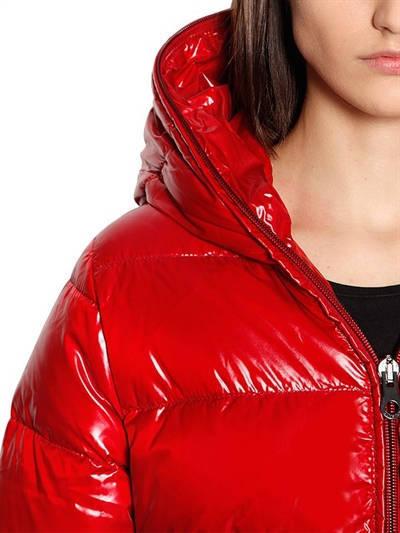Duvetica Thia 5 Shiny Nylon Down Jacket