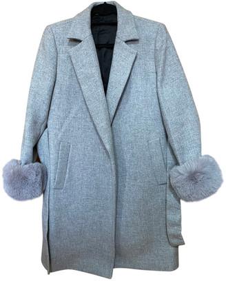 Zara Grey Wool Coats