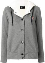 Moncler hooded long sleeve jacket
