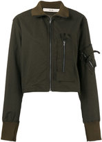 Damir Doma fitted bomber jacket