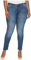 KUT from the Kloth Plus Size Catherine Boyfriend in Fervent/Antique Women's Jeans