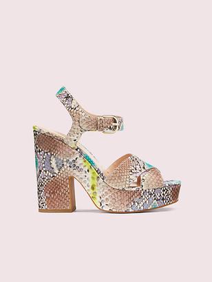 Kate Spade Grace Platform Sandals