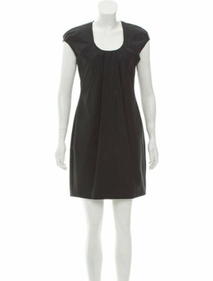 Yigal Azrouel Mini Shift Dress w/ Tags Black